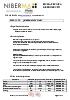 Ficha técnica de producto: Niberma Flex Start
