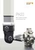 PH20 - nuevo sistema de disparo por contacto de 5 ejes