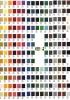 Poliuretano: colores