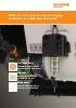 MP250 – sonda de inspección de galgas de esfuerzo para rectificadoras