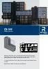 Catálogo sistemas para ventanas y puertas de aluminio (modelo CS 59)