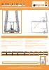 Barras de pulverización modelos i3-i5 de Gaysa