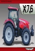 Tractor McCormick X7.6