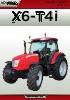 Tractores McCormick X6-T4i