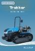 Tractores de orugas Landini Trekker 80-90-100-105 F