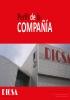 Catálogo Dicsa - Perfil de la empresa