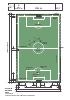 Plano campo de fútbol
