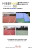 Pavimentos deportivos sistema Niberma Élite