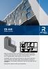 Catálogo de sistemas para ventanas y puertas de aluminio (modelo CS 68)