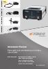 Corte y soldadura manual por ultrasonido para procesos industriales gama Ecoline de Rinco