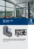 Catálogo de sistemas para ventanas y puertas de aluminio (modelo CS 68-FP)