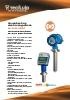 Caudalímetros electromagnéticos Serie Flomat Tecfluid