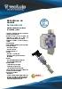 Detectores de caudal Series AD/VH Tecfluid