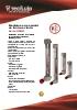 Medidores de caudal de tubo de vidrio Serie 2000 Tecfluid