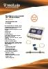 Medidores de caudal por ultrasonidos Serie CU Tecfluid