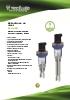 Detector de nivel por horquilla vibrante para líquidos y sólidos Serie LD Tecfluid