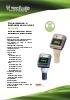 Transmisor e indicador de nivel por ultrasonidos para líquidos y sólidos Serie LU Tecfluid