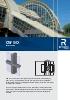 Catálogo de sistemas para fachadas y cubiertas de aluminio (modelo CW 50)