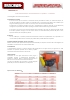 Centrifugadoras para lavado y secado