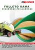 Neumáticos Alliance para cosechadoras