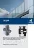 Catálogo de sistemas para muros cortina de aluminio (modelo CW 86)