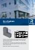 Catálogo de sistemas para ventanas y puertas de aluminio (modelo Eco System)
