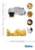 NIR Online DA 7440 para la Industria Snackfood