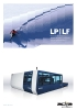 Corte por láser, serie LF Fiber