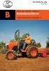Tractores Diesel Serie B50 - 2050/2650/3150
