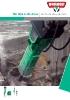 Martillos hidráulicos | Gama media y pesada Montabert