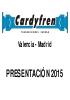 Presentación Cardyfren