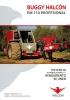 Vibradores autopropulsador EM110 Professional de Halcón