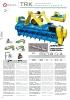 Trituradoras reversibles pesadas modelo TRK