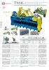 Trituradoras reversibles pesadas modelo TMK