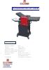 Plegadora de succión NAV-DF238SM