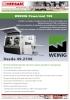 Moldurera Weinig Powermat 700 nueva