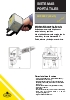 Marcadoras portátiles MC2000 P (50x17)
