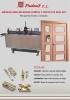 Máquina para mecanizar Puertas y Cercos FSP 2200 ECO