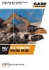Excavadoras de cadenas Serie D CX300D - CX350D - CX370D