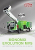 Tatoma- Monomix Evolution MVS -Autopropulsado vertical de un sinfín