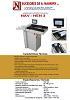 Hendidora automática digital NAV-HEN3