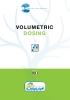 Dosificación volumétrica New Omap