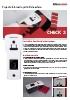 Espectrofotómetro portátil Datacolor CHECK3