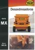 Despedregadora Tasias Mod. MX-20 - Acoplamiento a barras hidráulicas