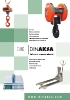 Catálogo general-Soluciones en pesaje industrial Dinaksa