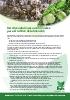 Recomendaciones nutricionales para el cultivo del almendro (regadío)