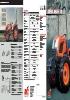 Tractores compactos Kioti serie DK4510-5010-5510