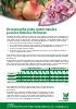 Recomendaciones nutricionales para los frutales de hueso