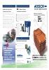 Máquinas flejadoras para la industria cerámica y construcción