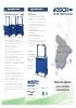 Máquinas flejadoras para la industria químico-plástica